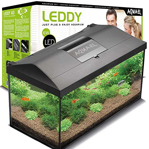 Aquael Aquarium Set LEDDY LED 60